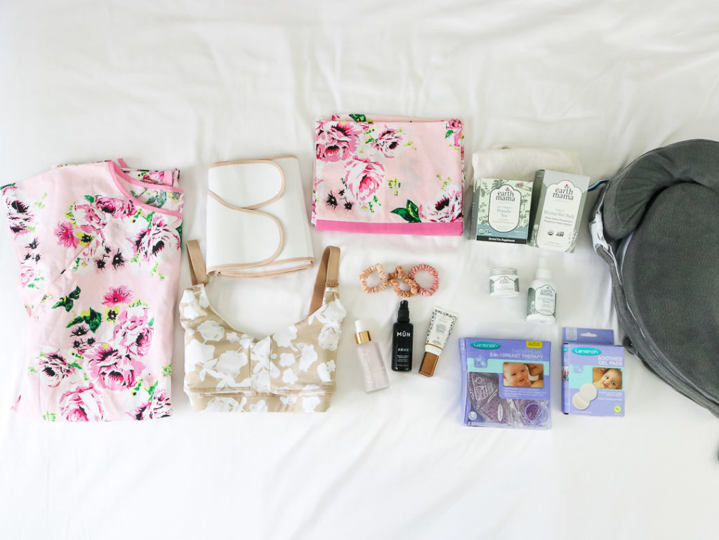 What S In My Hospital Bag Love Jaylene Blog Fashion